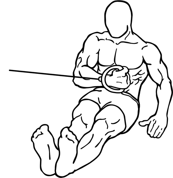 Cable Internal Rotation Workout Guide