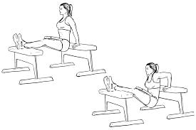 Bench Dip – TricepsExercise.