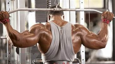 Pull Down Behind Neck Workout Guide