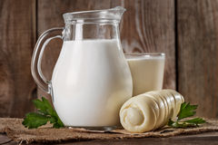 Health Benefits Of Organic Milk To Human And Livestock.