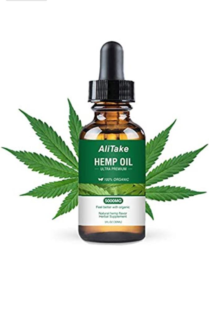 Alitake- Hemp oil