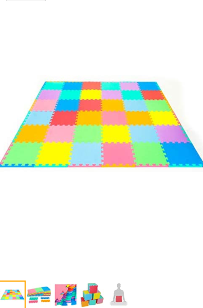 Exercise Mat  -by Prosourcefit