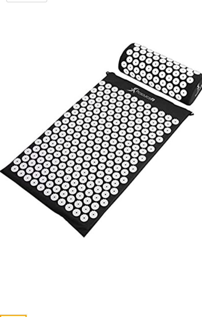 ProsourceFit And DoSensePro – Acupressure Fitness Mat Review.