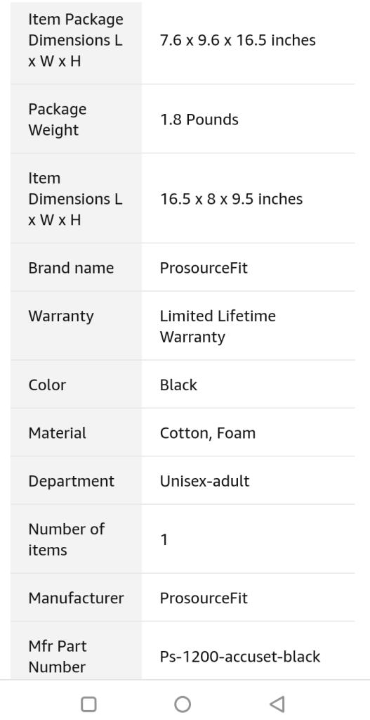 ProsouceFit- acupressure mat product overview