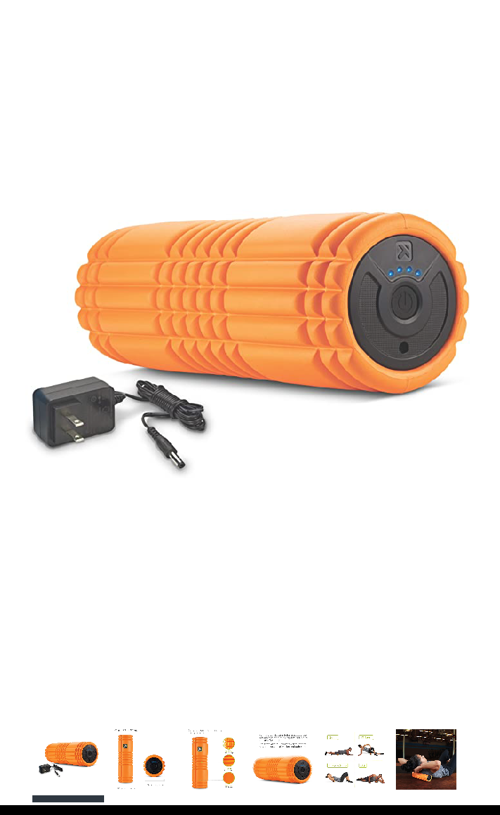 Vibrating  Roller Foams To Fit-Suvius And Epitomie FitnessReview.