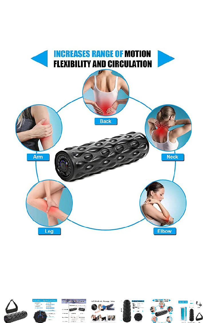 Movemint  and fitindex – Vibrating rollers foam Review