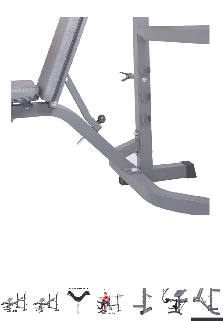 Celiy home weight bench