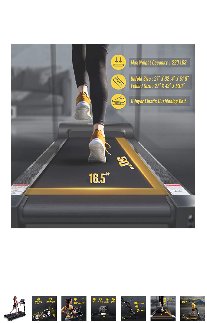 Fitness Home Treadmills By OMA