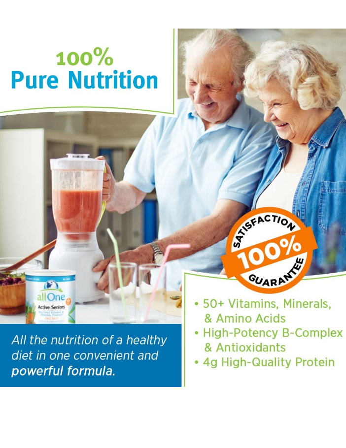 All one -multiple vitamin and minerals powder