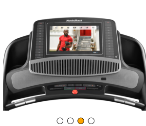 image of nordictrack treadmill