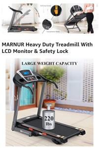 Marnur Treadmill