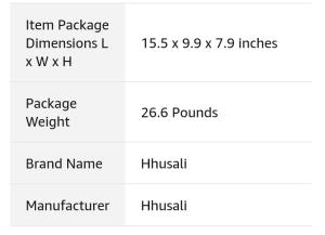 IMAGE OF Hhusali adjustable dumbbell