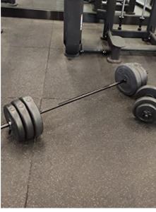 Balancefrom barbell set